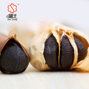 Good Taste Fermented Black Garlic 6 Cm Bulbs (20bulb/bag) pictures & photos