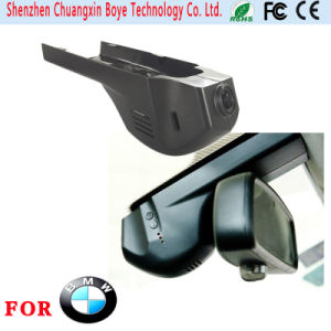 FHD Night Vision WiFi Controling Hidden The Original Car Style DVR for BMW 1/3/5 Series, X3/X5 General