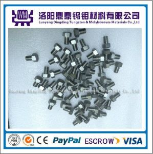 Tungsten Screw/Bolt/Nut From China Manufacturer pictures & photos