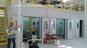 Containerized Test Room for Engine / Motor Testing pictures & photos