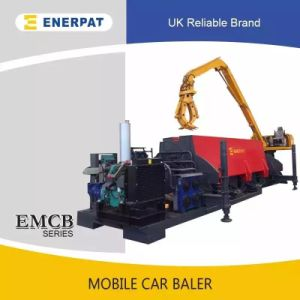 Quality Car Baler for Sale/Scrap Car Baling Press Machine with Ce