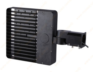 UL Dlc IP65 10000lm 100W LED Outdoor Parking Lot Light pictures & photos
