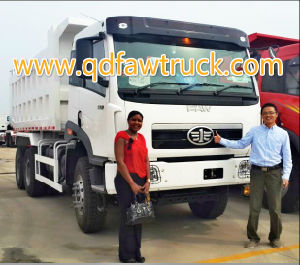 Faw J5p 20-30 Ton Tipper Truck pictures & photos