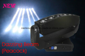 New Type Spider 6PCS RGBW LED Moving Head Beam Light pictures & photos