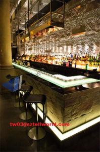 Tellworld Starbucks Acrylic Modern Bar Counter pictures & photos