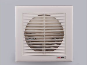 Plastic High Qulaity Exhaust Fan for Kitchen Bathroom Living Room pictures & photos