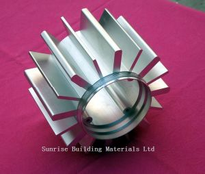 Aluminium Extrusion for Heat Sink pictures & photos