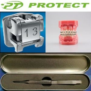 Protect Orthodontic Damon Q Alike SL Bracket Standard pictures & photos