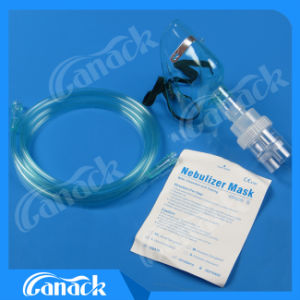 Disposable Medical Nebulizer Face Mask pictures & photos
