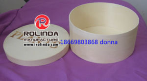 Factory OEM Wholesale Round Cheese Box pictures & photos