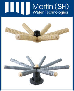 Top&Bottom Water Diffuser for Water Filter pictures & photos