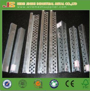 Galvanized Angel Corner Bead Perimeter for Wall Partition Project pictures & photos