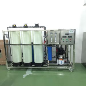 Nanofiltration System for Water Treatment pictures & photos