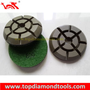 Diamond Floor Polishing Pads for Concrete Polishing pictures & photos