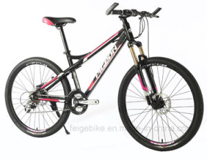 "24sp Aluminum Frame MTB 26"" Female Mountain Bike (FP-MTB-A077) pictures & photos"