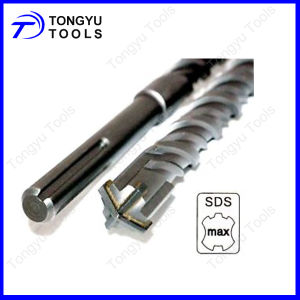 Cross Tip SDS Max Hammer Drill Bit