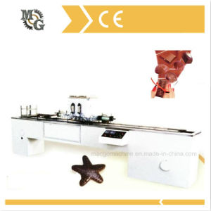 Semi-Automatic Type Chocolate Depositing Machine pictures & photos