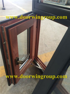 Customer Made Oak Wood Aluminum Window pictures & photos