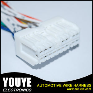 Automotive Electric Connector Wire Harness for Nissan pictures & photos