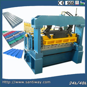 Profile Steel Sheet Roll Forming Machine pictures & photos