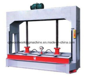 Wood Plate Composite 50t Hydraulic Cold Press Machine for Woodworking pictures & photos