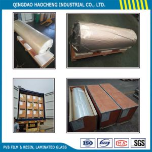 Selling 1.52mm Clear PVB Film for Architectural Laminated Glass Price pictures & photos