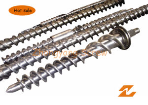 Single Screw Barrel for Rubber Extruder Machine pictures & photos