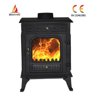 6kw Cast Iron Wood Burning Stove