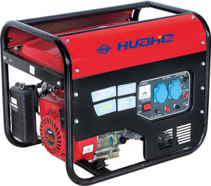2kw CE Gasoline Generator with Fuel Tank Protector (HH3305-B) pictures & photos
