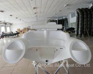 Fiberglass Fishing Ce Hull Boat Rib 420