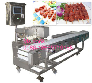Automatc Satay Skewer Machine, BBQ Skewer Machine pictures & photos