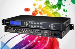 2-3 Layers Video Scaler Presentation Switch with Sdi HDMI Inputs for HD Quality Vsp 516s