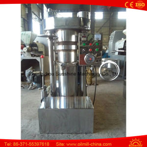 Hydraulic Cold Press Oil Making Expeller Mill Oil Press Machine pictures & photos
