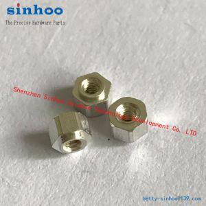 Pem Standard Part, Solder Nut, Hex Nut, Nut, SMT Nut, M1.2-0.5, Standoff, Standard, Stock, Smtso, Tin Nut, SMD, SMT, Steel, Bulk pictures & photos