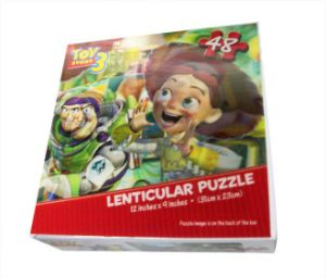 2015 Newest Disposable 3D Puzzle DIY Puzzle pictures & photos