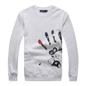 Printed Men′s T-Shirt (CM182)