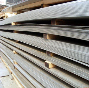 Hot Rolled Wear Resistant Steel Hardened Steel Plate