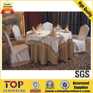 Hotel Banquet Hall Table and Chair Cloth (TB-YT1101) pictures & photos
