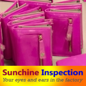 Ladies Wallets Wholesale / Woods Wallets Inspection / Product Inspection Prior to Loading pictures & photos