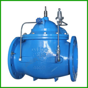 Flow Control Valve for Water-400X pictures & photos