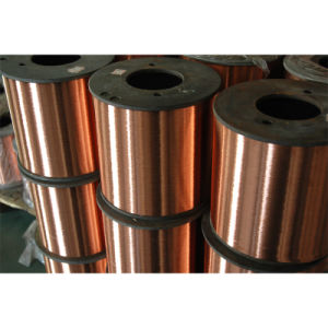 Copper Clad Steel Wire CCS for Coaxial Cable pictures & photos