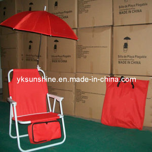 Kids Fishing Chair with Umbrella (XY-134B1) pictures & photos