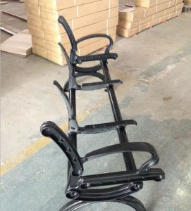 Ductile Iron Casting Bench for Garden Bench pictures & photos