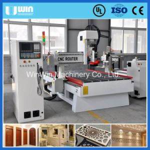UPVC Door Window Making Machine Processing Center CNC Router Price pictures & photos