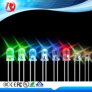 5mm Green High Brightness Water Clear LED pictures & photos