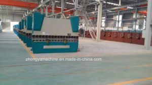 Good Price Hydraulic CNC Press Brake Pbh-200ton/3200 pictures & photos