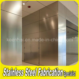 Building Construction Stainless Steel Metal Wall Panel Cladding pictures & photos