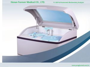 Medical Hospital Laboratory Clinical Chemistry and Bio Chemistry Analyzer pictures & photos