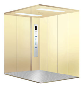 High Quality FUJI Freight Elevator with German Technology pictures & photos