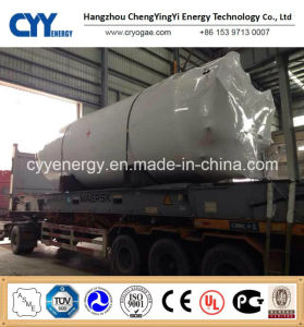 Industrial Medical Liquid Oxygen Nitrogen Argon Carbon Dioxide Storage Tank with Different Capacities pictures & photos